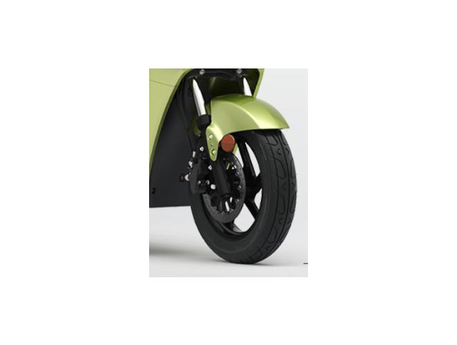 22 kymco iFlow front disc brake