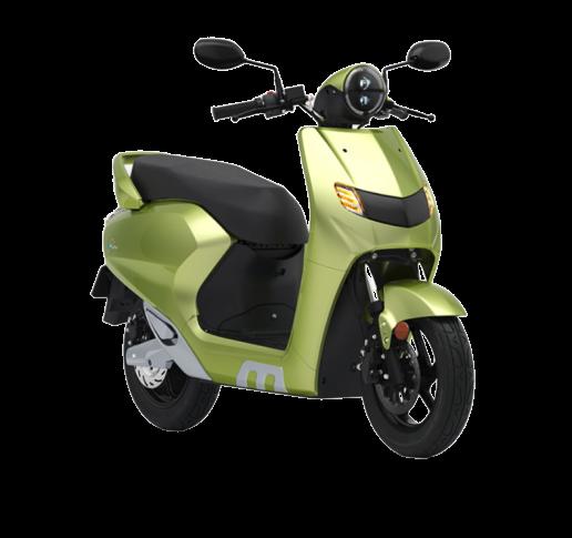 22 kymco iFlow green
