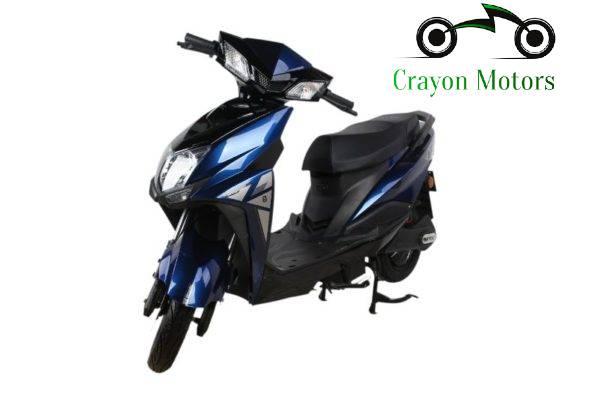 Crayon motors Zeez e-scooter