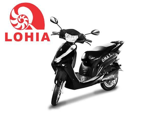 Lohia Omastar e-scooter