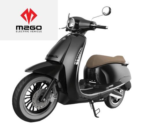 M2GO Civitas e-scooter.