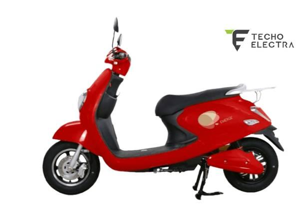 Techo Electra Emerge e-scooter