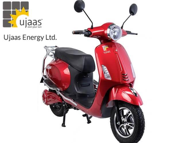 Ujaas eSpa e-scooter