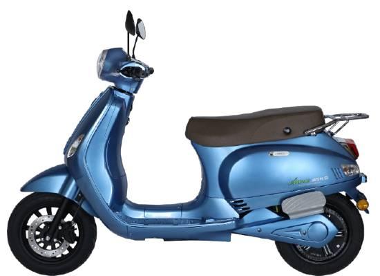 benling aura e-scooter in kolkata