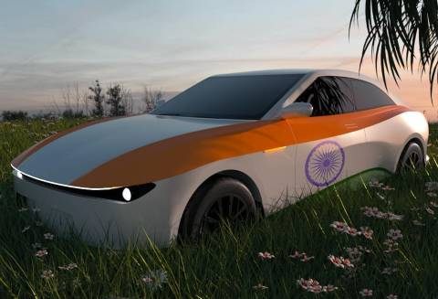 Pravaig Dynamics unveiled- Extinction MK1 electric car with 500 km of range