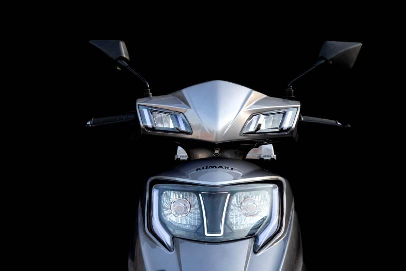 Komaki reveals three Electric two-wheelers
