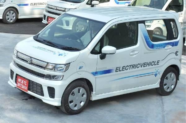 WagonR EV