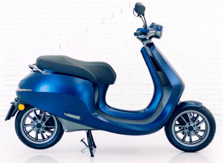 Ola Electric App Scooter