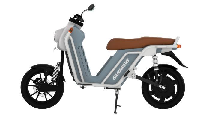 Rugged Bike
