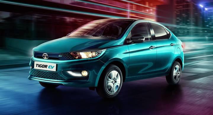 Tata Motors launches its second electric car- the Tigor EV